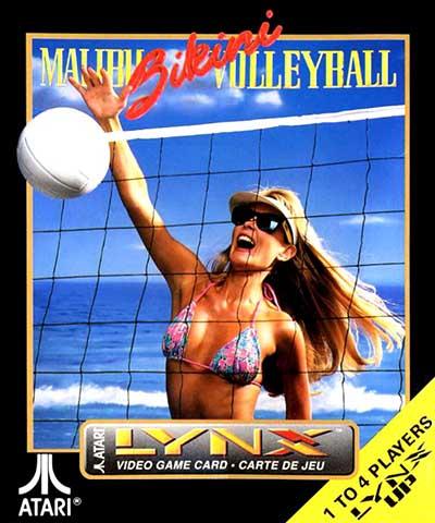 Malibu Bikini Volleyball