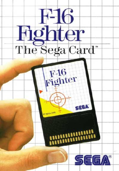 F-16 Fighter (Sega Card)