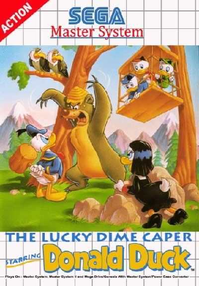 Lucky Dime Caper