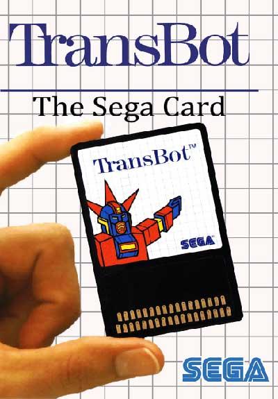 TransBot (Sega Card)