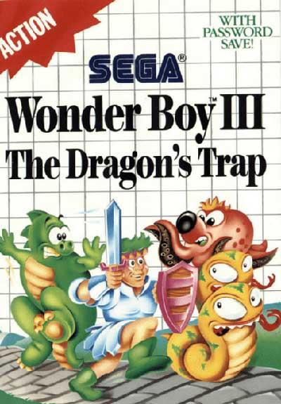 Wonder Boy III The Dragons Trap